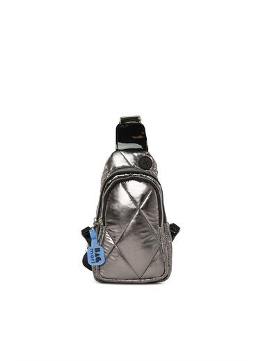 Bagmori Messenger / Askılı Çanta Füme